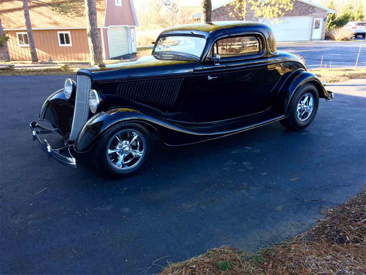 Large Picture of '34 3-Window Coupe - MQJO