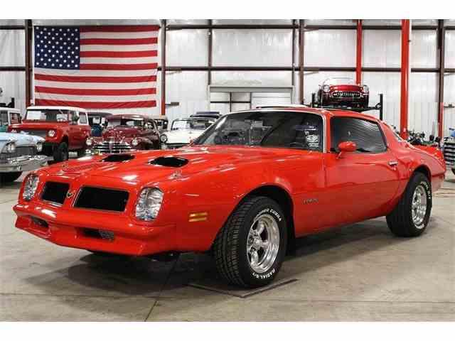 Picture of '76 Firebird Formula - MWE1