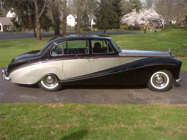 Picture of Classic 1959 Rolls-Royce Silver Cloud located in Royersford PENNSYLVANIA - MQJT