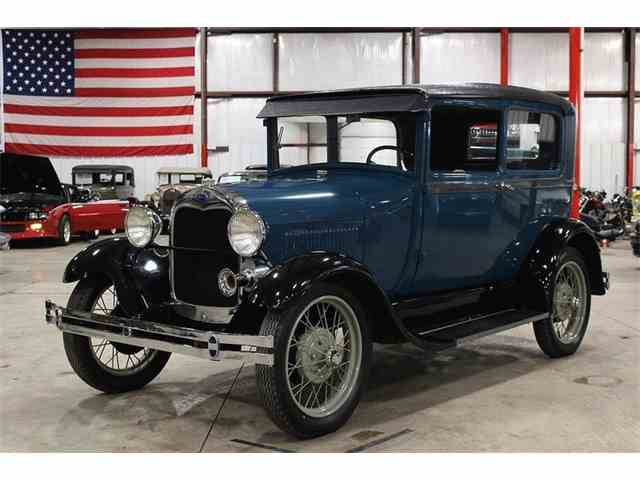 Picture of '29 Model A - MWE5
