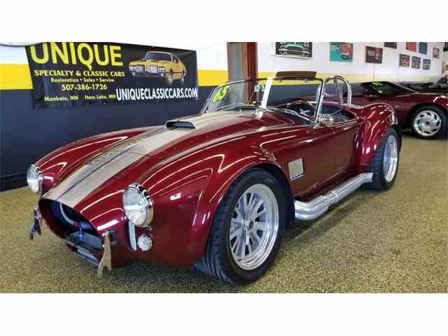Picture of '65 Cobra Superformance MK III - MWEH