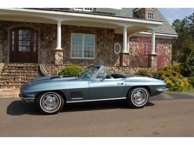 Picture of '67 Corvette - MWER