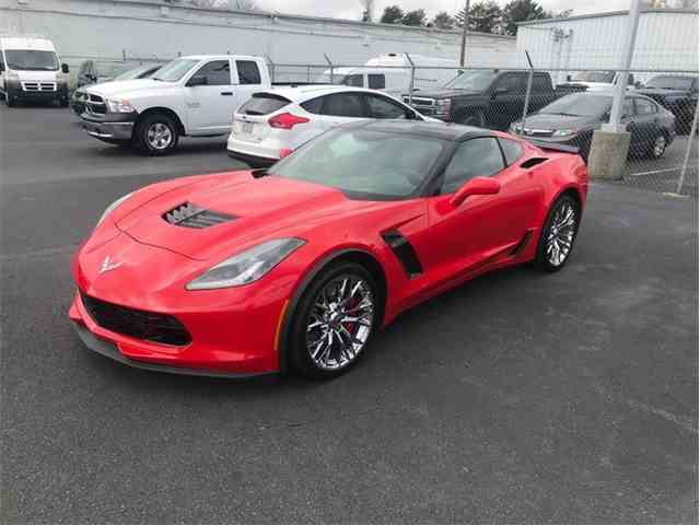 Picture of '16 Corvette - MWFT