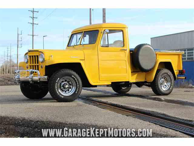 Picture of '54 Jeep - MWFU
