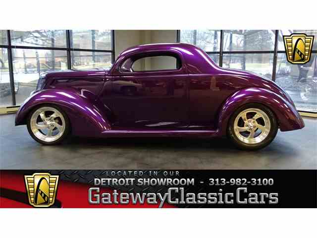 Picture of '37 Coupe - MWG8