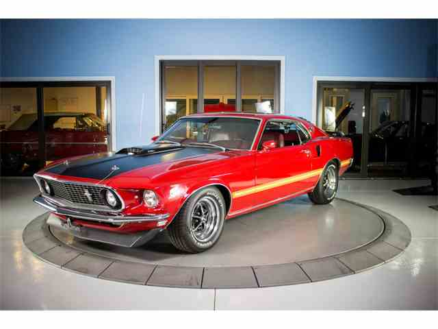 Picture of '69 Mustang - MWGF