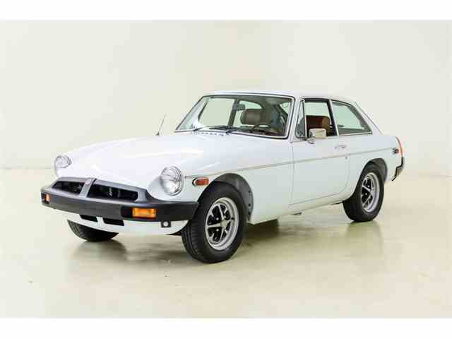 Picture of '74 MGB GT - MWGG