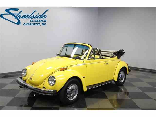 Picture of 1974 Super Beetle located in Concord North Carolina - $15,995.00 Offered by Streetside Classics - Charlotte - MQK2