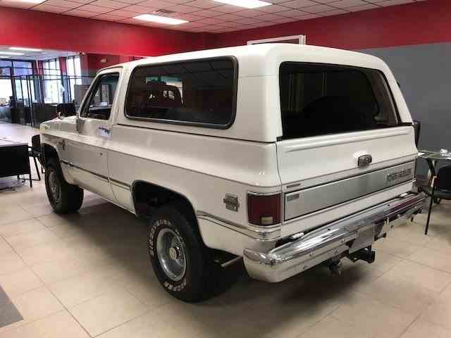 Picture of '87 Blazer K1500 - MWGV