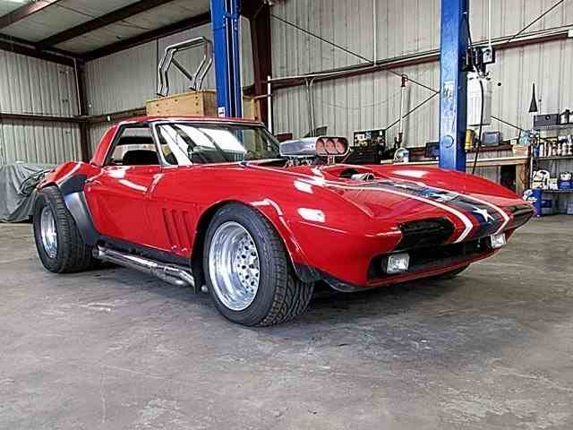 Picture of '66 Corvette Pro-Street Sebring Racer - MWGW
