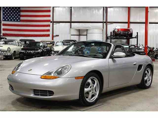 Picture of '99 Boxster located in Kentwood Michigan - MQK6
