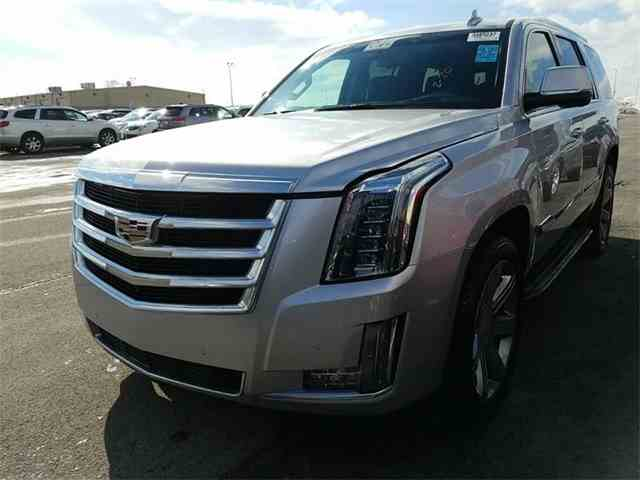 Picture of '15 Escalade - MWHW