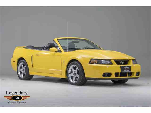 Picture of '04 Mustang - MWI6