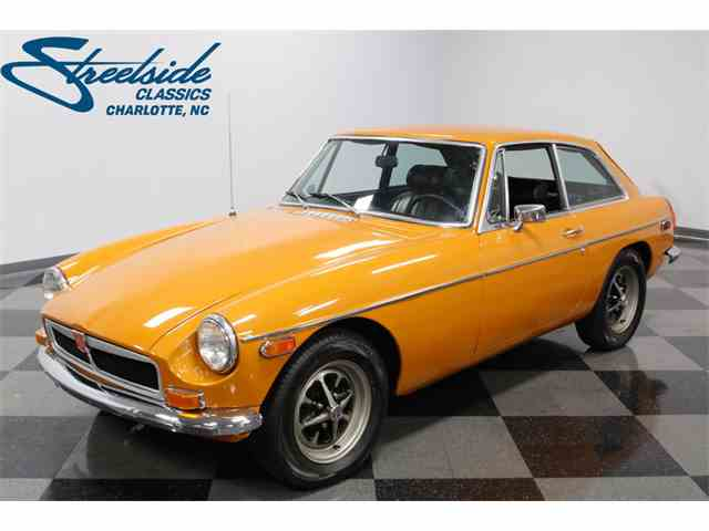 Picture of '74 MGB GT - MWJ3