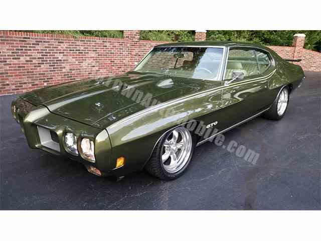 Picture of '70 GTO - MWJC