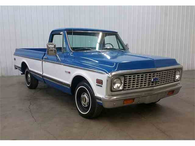 Picture of '72 C10 - MWJD
