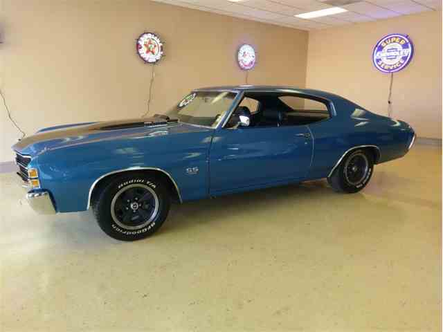 Picture of '71 Chevrolet Chevelle Auction Vehicle - MQKD