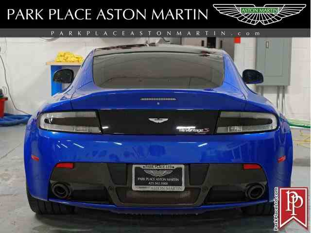Picture of 2015 Aston Martin Vantage Offered by Park Place Ltd - MQKH
