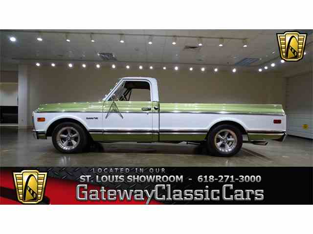 Picture of '69 C10 - MWLV