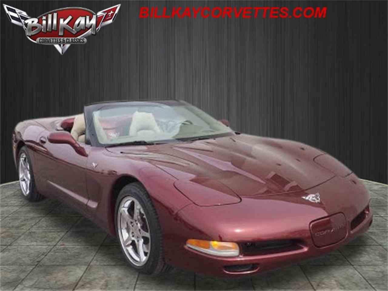 Corvette chevy corvette 2003 : 2003 Chevrolet Corvette for Sale | ClassicCars.com | CC-1068736