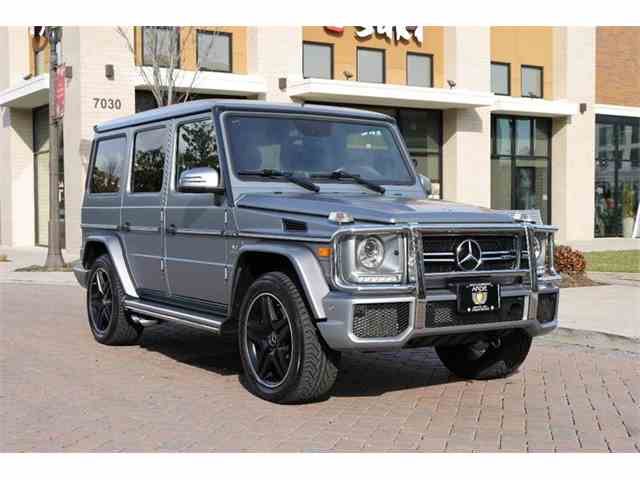 Picture of '16 G-Class - MWN5