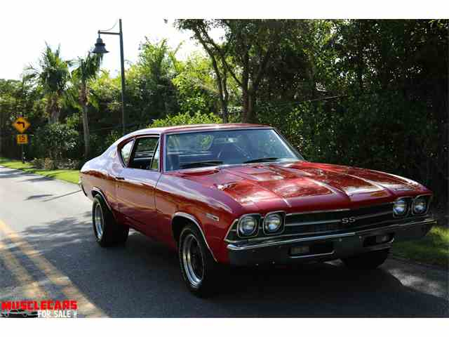 Picture of '68 Chevelle SS - MWNS