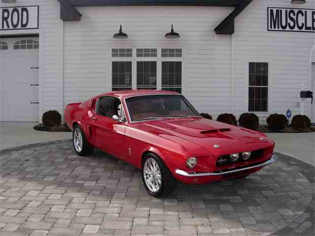 Picture of '67 Mustang - MWO3