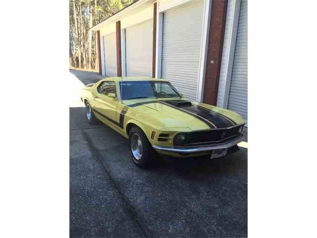 Picture of Classic 1970 Mustang located in Greensboro NORTH CAROLINA - MPYW