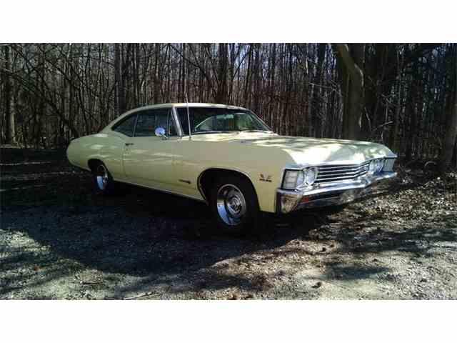 Picture of '67 Impala - MQKZ