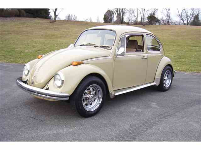 Picture of Classic 1970 Volkswagen Beetle located in Greensboro NORTH CAROLINA Auction Vehicle Offered by GAA Classic Cars Auctions - MQL5