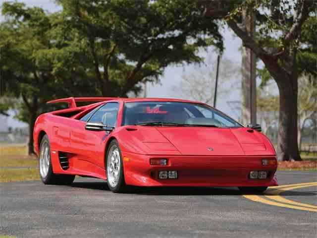 Rare 1975 Lamborghini Urraco Classiccars Com Journal