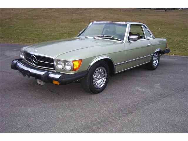 Picture of '76 450SL - MQLE