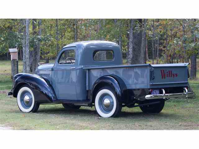 Picture of '38 Pickup - MPZ3
