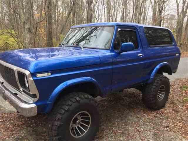 Picture of '78 Bronco - MQN3