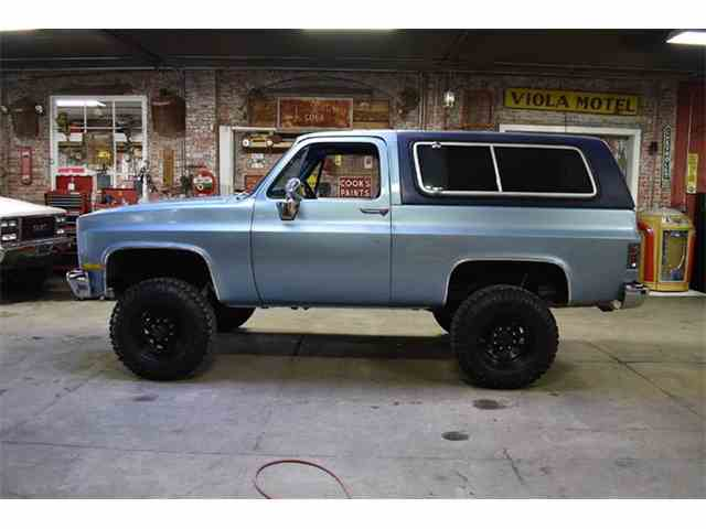 Classic Vehicles For Sale On Classiccars Com In Kansas