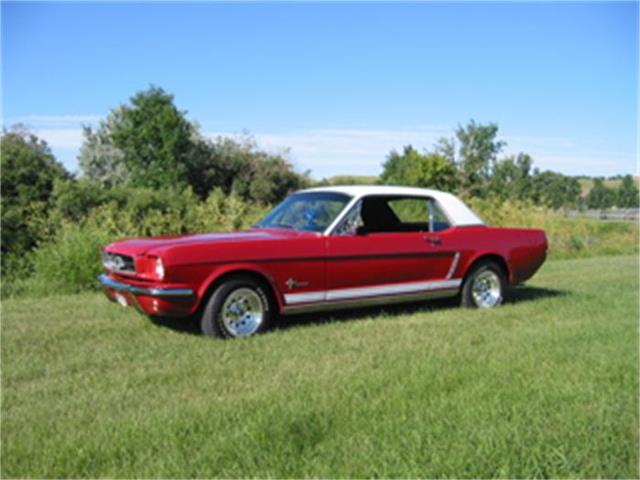 1965 Ford Mustang | 113606