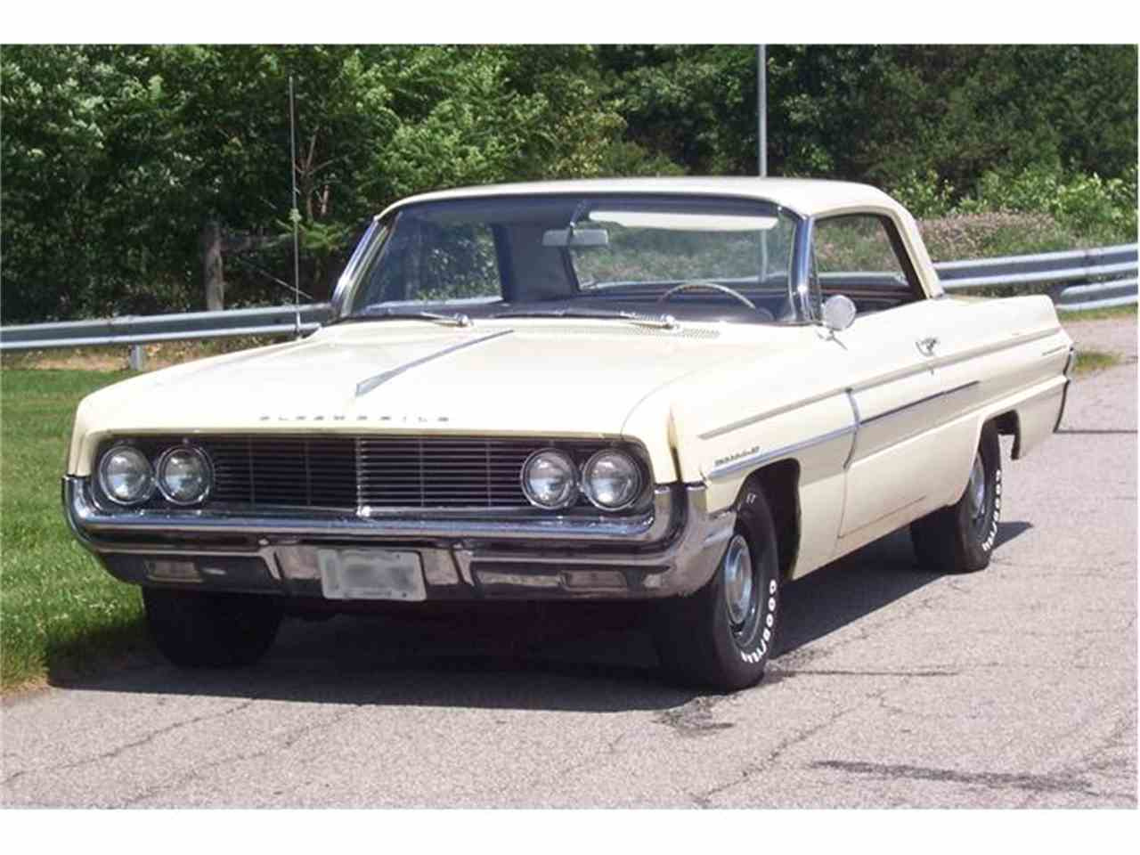 Auctions In Ohio >> 1962 Oldsmobile Dynamic 88 for Sale | ClassicCars.com | CC-110555