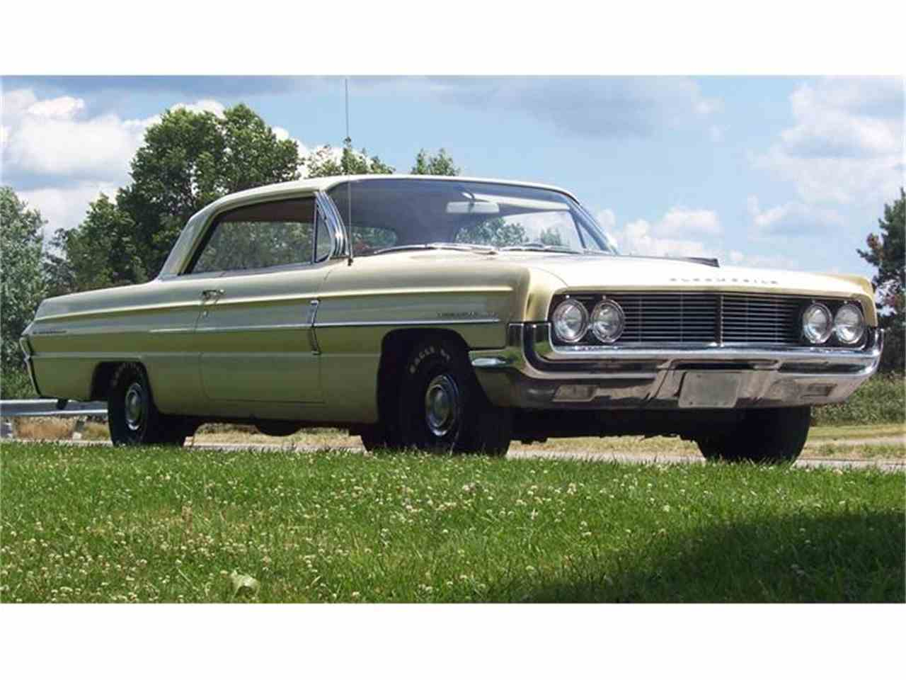 Large Picture of '62 Oldsmobile Dynamic 88 - $7,995.00 - 2DAZ