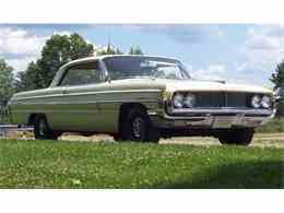 Picture of '62 Oldsmobile Dynamic 88 located in Ohio Offered by a Private Seller - 2DAZ