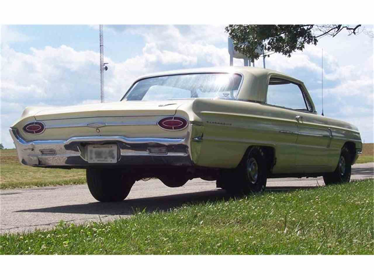 Large Picture of '62 Oldsmobile Dynamic 88 located in Wooster Ohio - $7,995.00 - 2DAZ