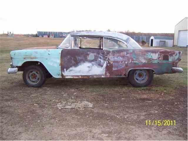 1955 Chevrolet 2-Dr Hardtop | 116987