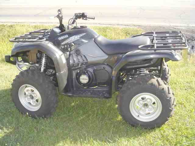 2005 Yamaha Grizzly | 117775