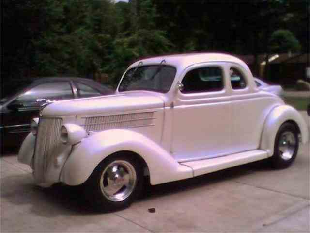 1936 Ford 5-Window Coupe | 118782