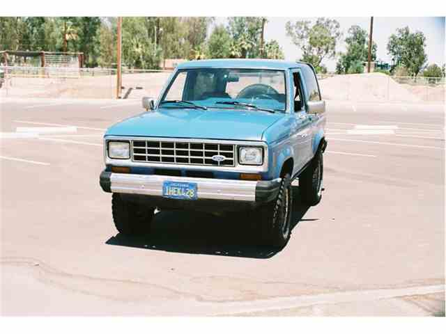 1984 Ford Bronco II | 124462