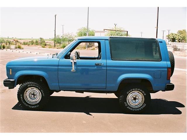 For sale 1984 ford bronco ii in el centro california