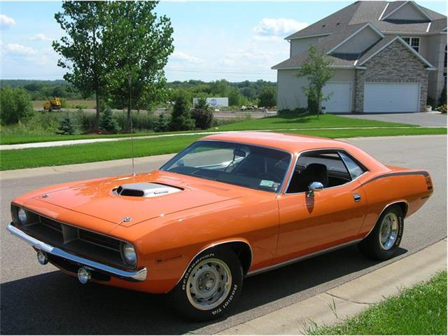 1970 Plymouth Barracuda | 126116