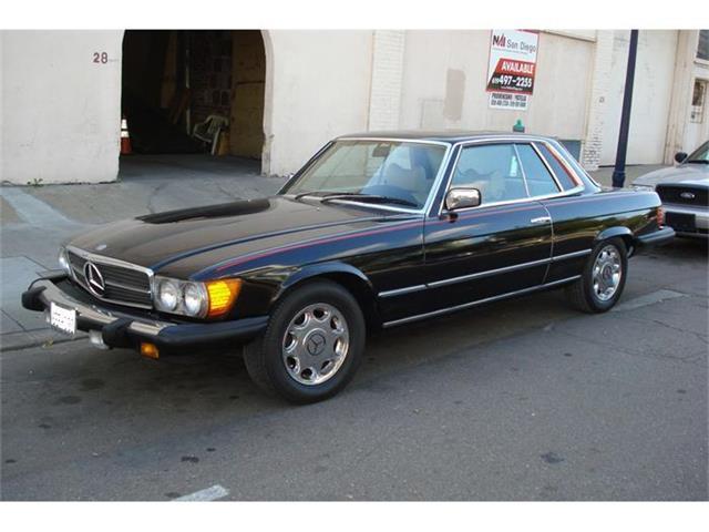 1976 Mercedes-Benz 450SLC | 130986