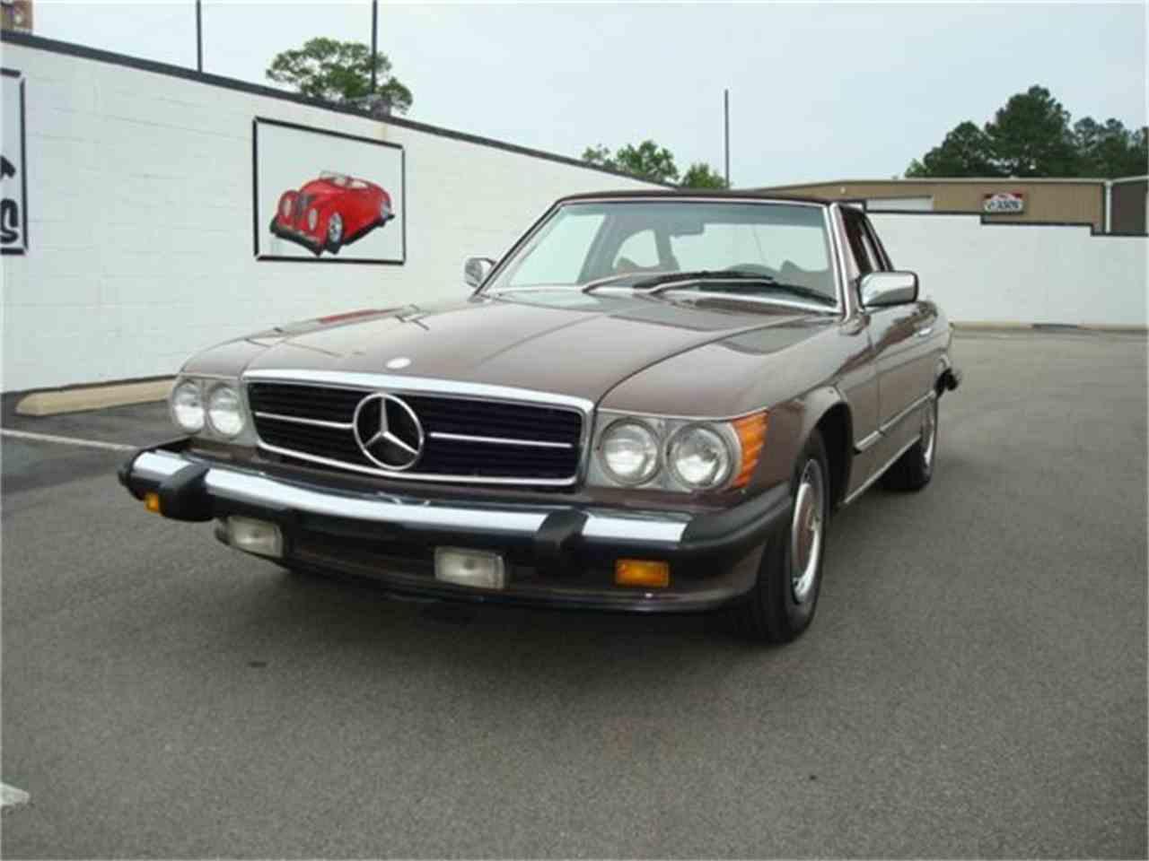 1977 mercedes benz 450sl for sale cc for Mercedes benz north carolina