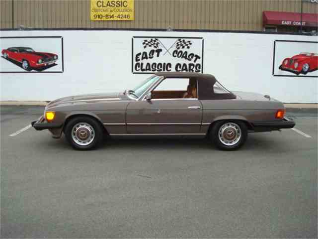 1977 Mercedes-Benz 450SL | 148078