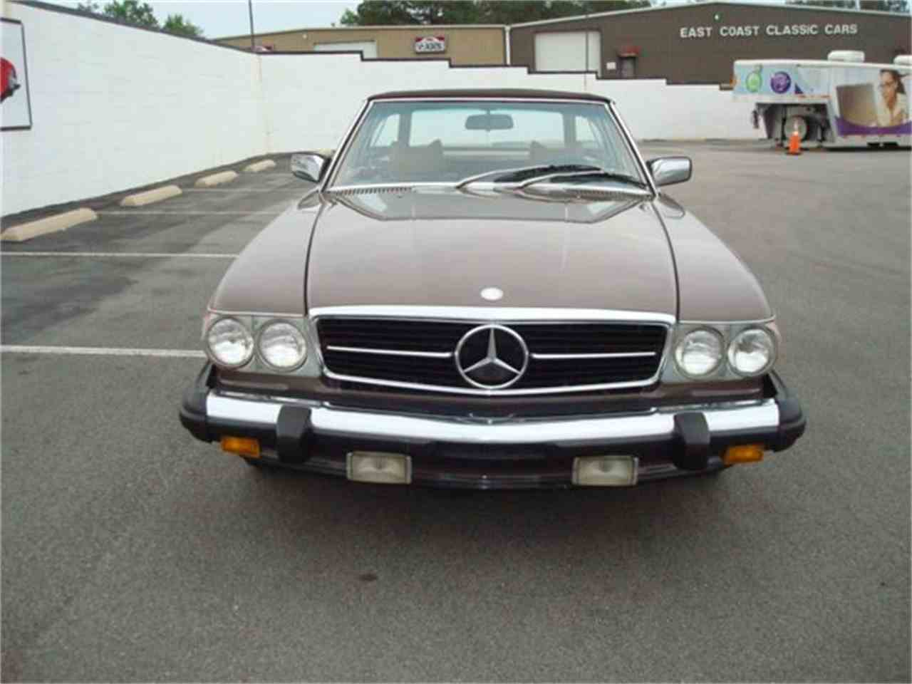1977 mercedes benz 450sl for sale cc for Mercedes benz for sale in nc